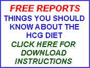 HCG Diet Free Reports