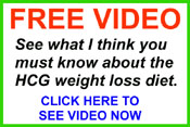 hcg weight loss diet video offer
