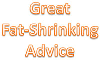 HCG Diet Great Fat Shrinking Advice
