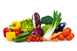 HCG Weight Loss Diet Vegetables