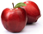 HCG Diet Recipes - Red Apples