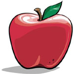 HCG Diet Plan - Apple Day